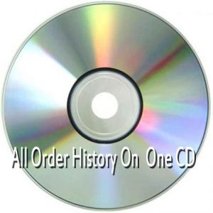 All Order History 3+ Orders USA ONLY