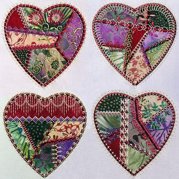 4x4 Hearts