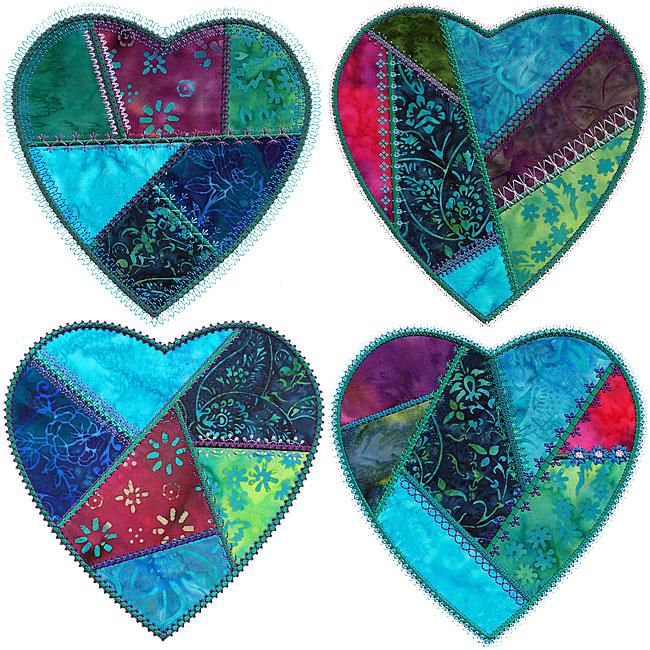 8x8 Hearts