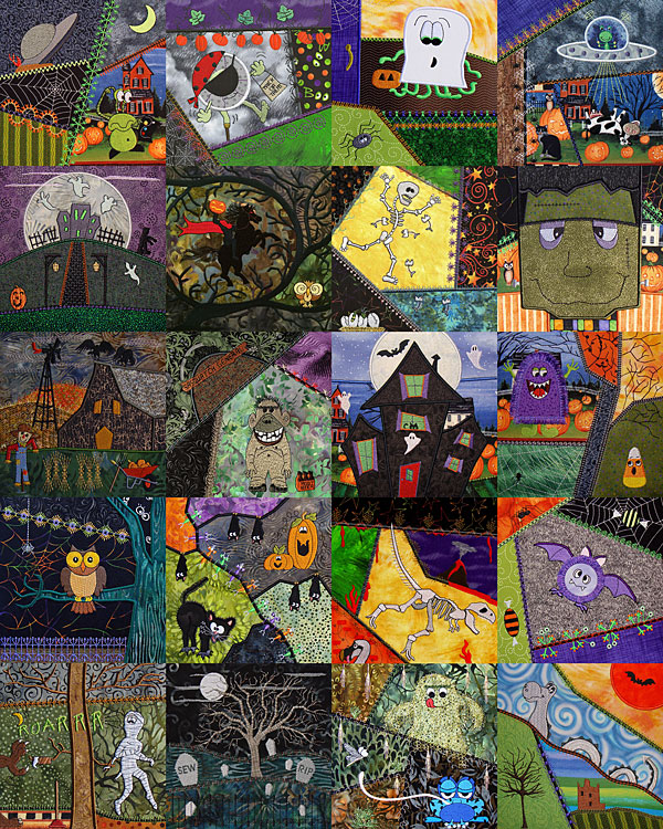 Spooky 5x5