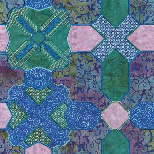 8x8 Stitched Blocks
