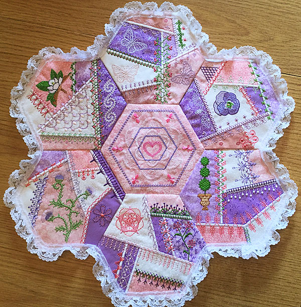 Hexagon Sampler